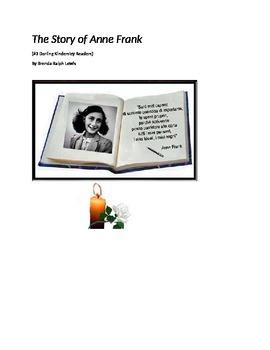 The Story of Anne Frank(Dorling Kindersley 3)
