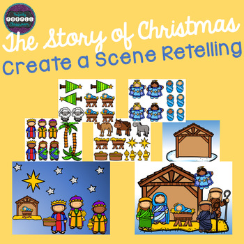 The Story of Christmas: Create a Scene