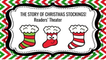 The Story of Christmas Stockings Readers' Theater / Writin