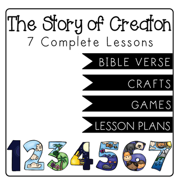 The Story of Creation: 7 Complete Lessons