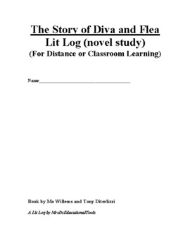 The Story of Diva and Flea Lit Log
