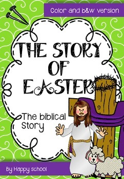 The Story of Easter FREE