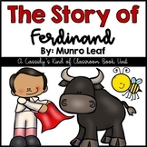 The Story of Ferdinand Literature Unit