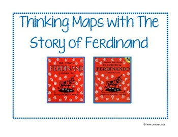 The Story of Ferdinand Organizers