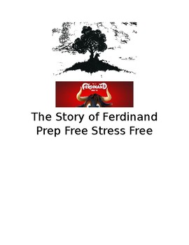 Ferdinand PREP and STRESS Free