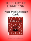 The Story of Ferdinand Philosophical Discussion Cards