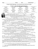 The Story of Georgia Worksheet (Georgia Studies)