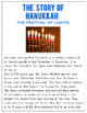 The Story of Hanukkah: Literacy Extension Pack