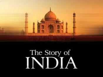 The Story of India: Episode 2: The Power of Ideas: Buddhism TIME STAMP 0-25 ONLY