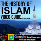 The Story of Islam Video Guide / Movie Guide + Distance Learning Version