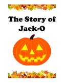 The Story of Jack-O: Preschool Fall Activity