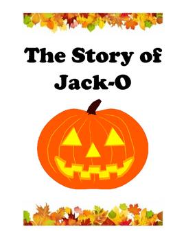 The Story of Jack-O: Preschool Fall Activity