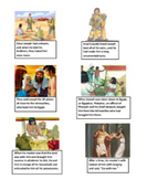 The Story of Joseph (Genesis 37- 50) - Pictorial Chronology