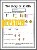 The Story of Joseph - Simplified Sunday School Bible Lesson