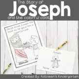 The Story of Joseph and the Coat of Many Colors