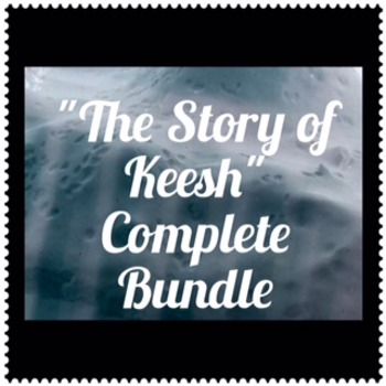 """Unit 2 Code X """"The Story of Keesh"""" bundle - Intro, 1st, and Close Read"""
