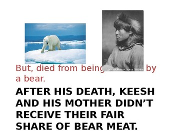 The Story of Keesh Power point