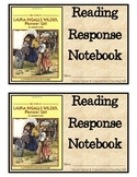 The Story of Laura Ingalls Wilder, Pioneer Girl {Reading Response Notebook}