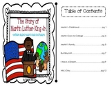 The Story of Martin Luther King Jr - nonfiction student reader