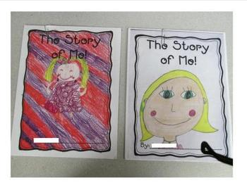 The Story of Me!  An Autobiography Unit