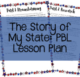 The Story of My State: PBL Lesson Plan