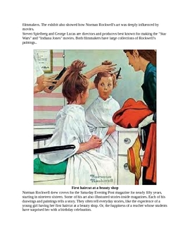 The Story of Norman Rockwell