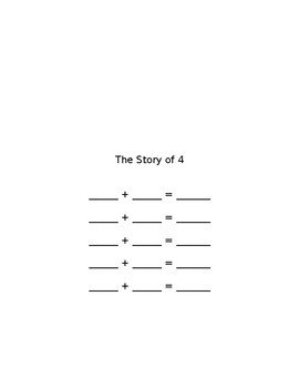 The Story of Numbers Addition