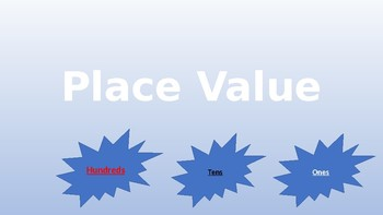 The Story of Place Value