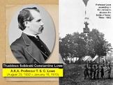 The Story of Professor Thaddeus S. C. Lowe