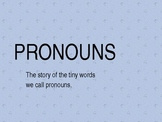 The Story of Pronouns