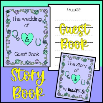 The Story of Q and U - Wedding of Q and U