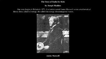 The Story of Radio PowerPoint Presentation