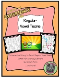 Experience Regular Vowel Teams