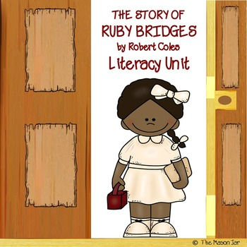 The Story of Ruby Bridges Literacy Unit