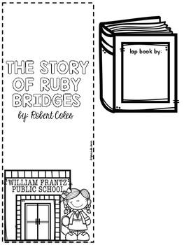 The Story of Ruby Bridges Literature Lap Book