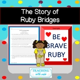 The Story of Ruby Bridges Questions and Activity