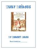 The Story of Ruby Bridges by Robert Coles Common Core Know