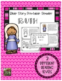 The Story of Ruth Bible Story Printable Reader