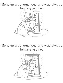 The Story of Saint Nicholas