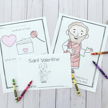 The Story of Saint Valentine