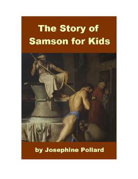 The Story of Samson for Kids