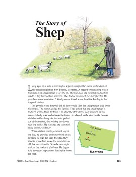 The Story of Shep