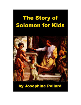 The Story of Solomon for Kids