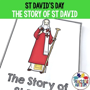 The Story of St David, St David's Day