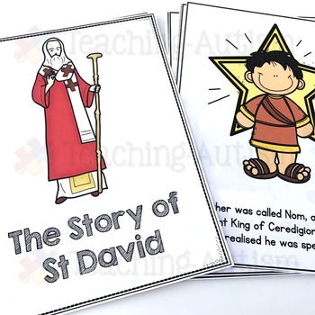 The Story of St David St David's Day