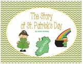 The Story of St. Patrick's Day - nonfiction student reader