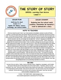 The Story of Story: Learning from Nature, Lesson 3