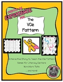 Experience the VCe Pattern (Silent E)