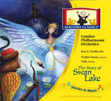 The Story of Swan Lake Ballet MP3 and Activity Book