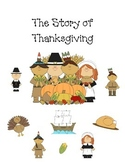 The Story of Thanksgiving Book